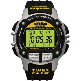 TIMEX IRONMAN WATCH & FITNESS SYSTEM HEART RATE MONITOR + INSTRUCTION